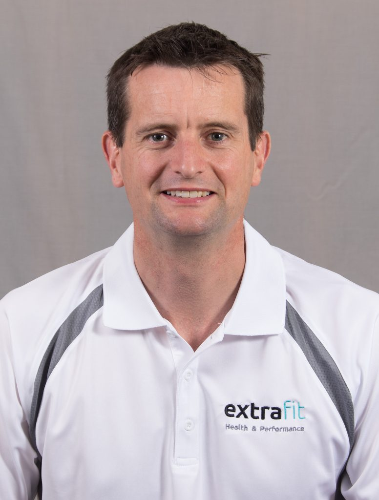 Tim Quickenden BSc (Hons) Lead Practitioner at ExtraFit Health & Performance