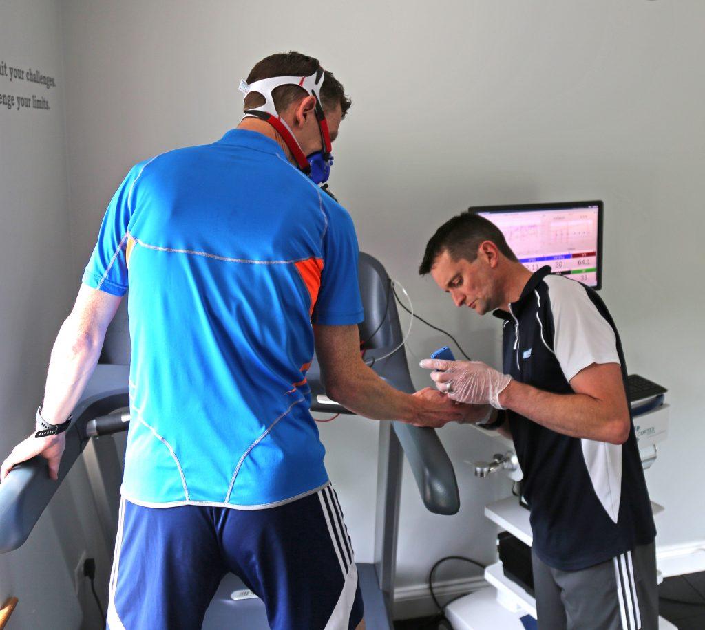 Exercise Physiology Testing
