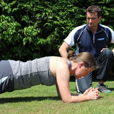 Personal Training at ExtraFit Health & Performance Clinic