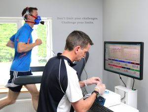 On-Site Physiological Testing at Extrafit Health & Performance