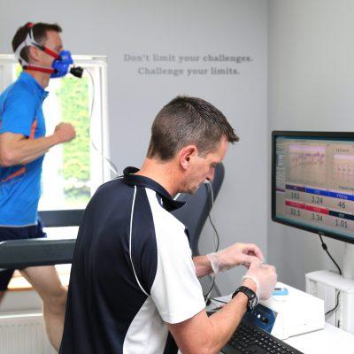 VO₂MAX Testing & Lactate Profile